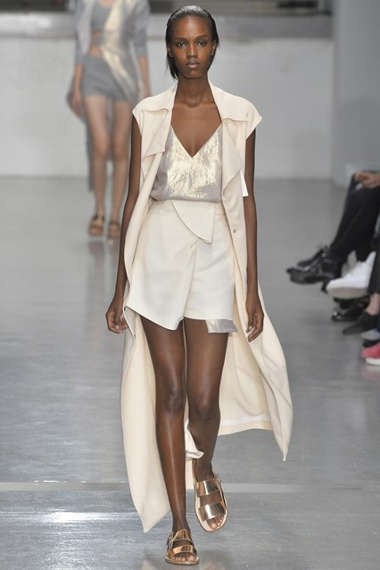 Richard Nicoll S/S15 Photo: www.vogue.co.uk